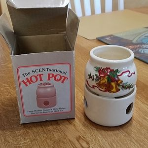 "1985 Great American Herb Co. ""Hot Pot"""